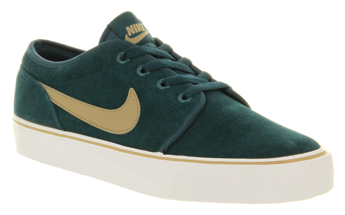 online store d1560 5eaa1 Nike Toki Low Midnight Turquoise Khaki in Green for Men - Lyst