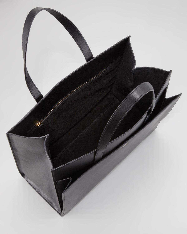 how to make a flat tote bag