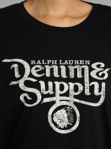 Ralph Lauren Denim And Supply Logo Denim Supply Ralph