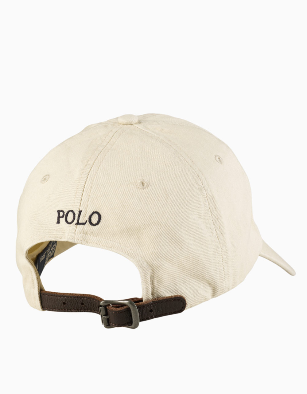 polo ralph lauren classic chino sport cap in natural for men lyst. Black Bedroom Furniture Sets. Home Design Ideas