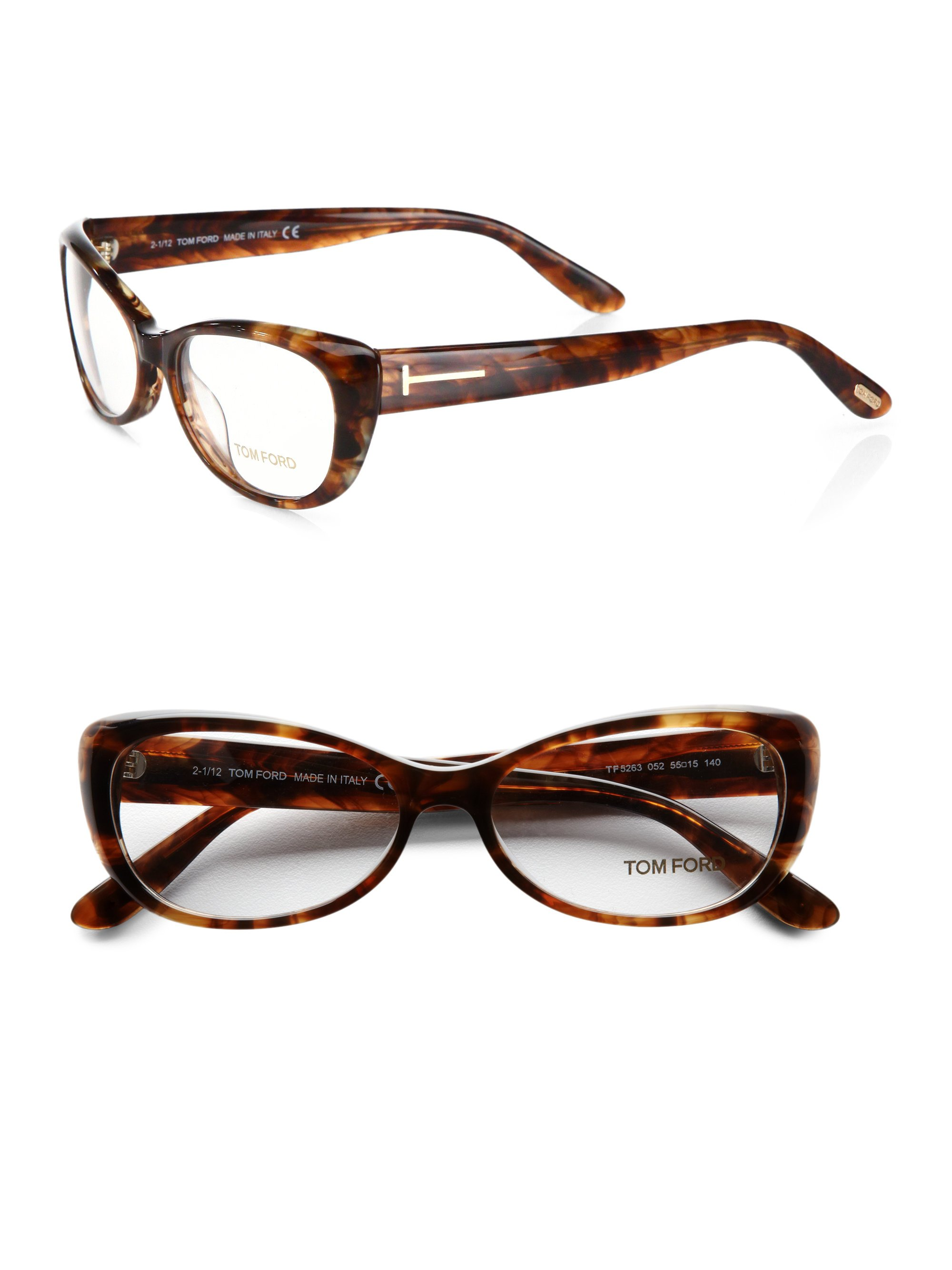frame ford ft glasses products seattle acetate aubergine s womens square women eyeglasses optical tom side