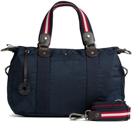 Tommy Hilfiger Amanda Duffle Bag in Blue for Men (midnight