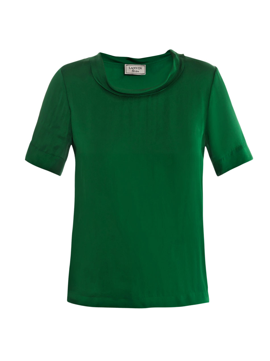 Satin Shirts For Women