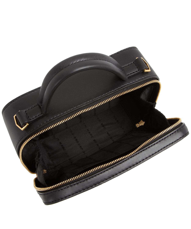 Marc By Marc Jacobs Cross-Body Box Bag in Black