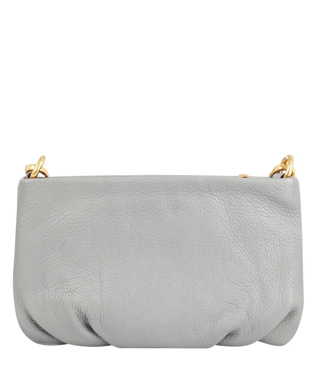 Marc By Marc Jacobs Grey Classic Q Percy Crossbody Bag in Grey