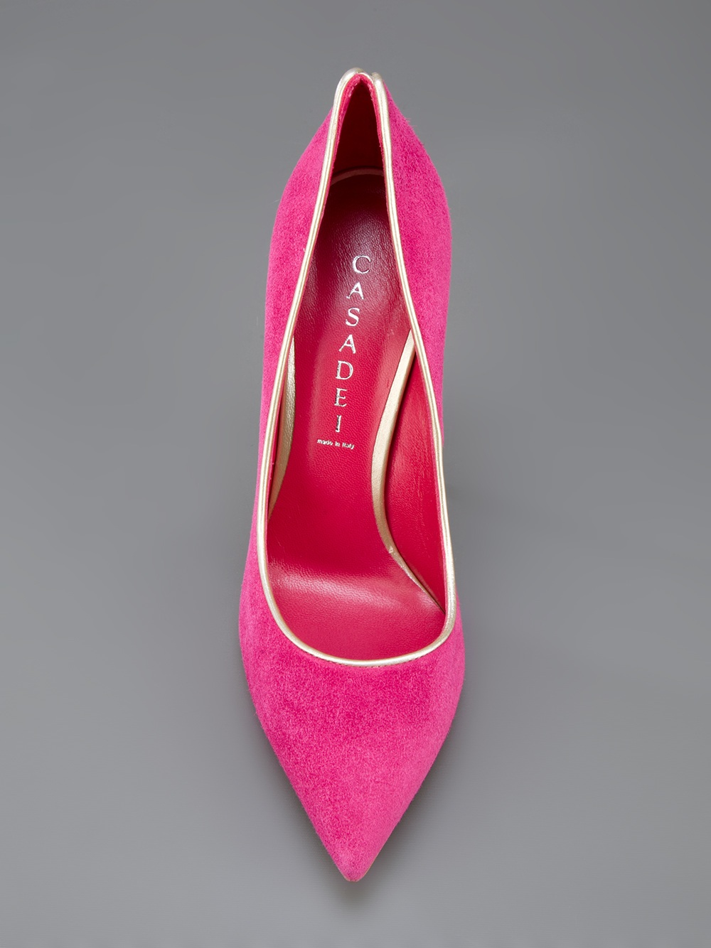 Baby Pink Pointed Heels