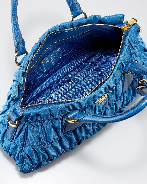 prada purse bag - prada crystal embellished tessuto handle bag, spot a fake prada