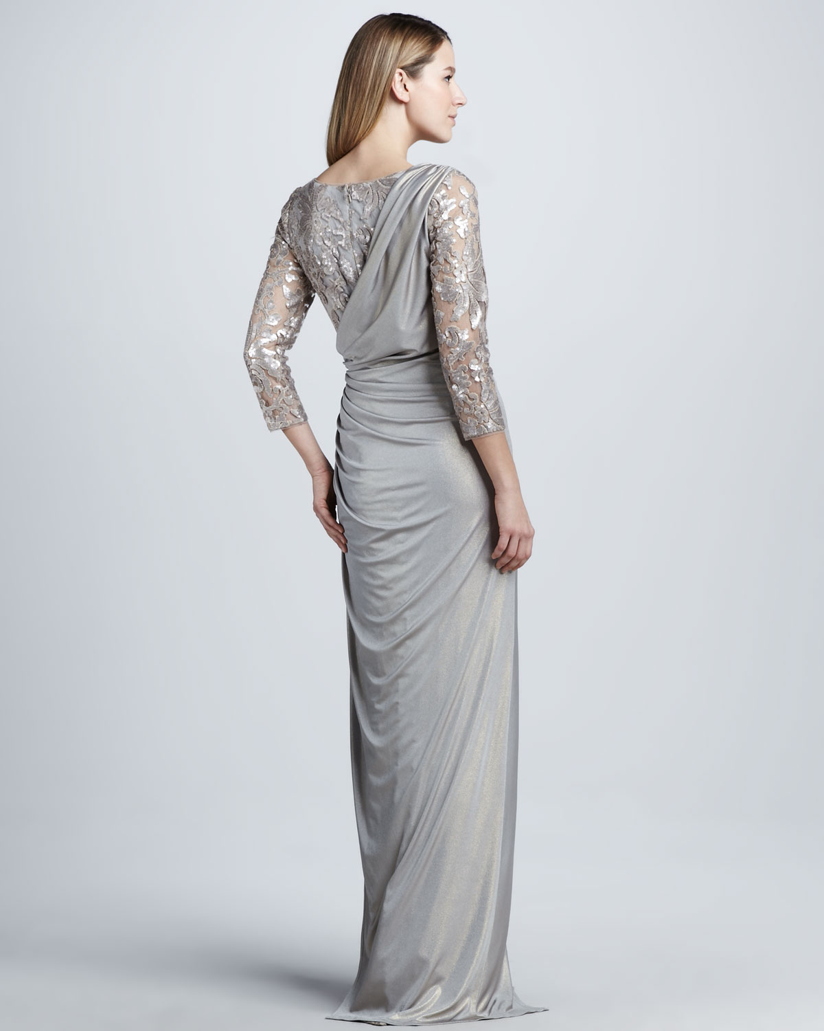 Lace Jersey Gowns