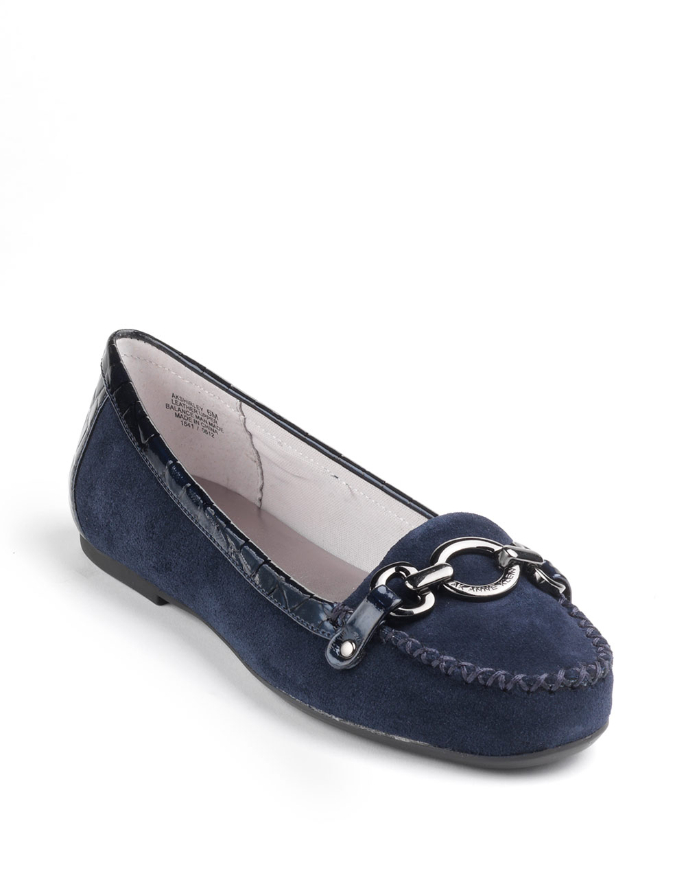 Anne Klein Sport Oma Flat Womens Shoes | DSW | Flat shoes