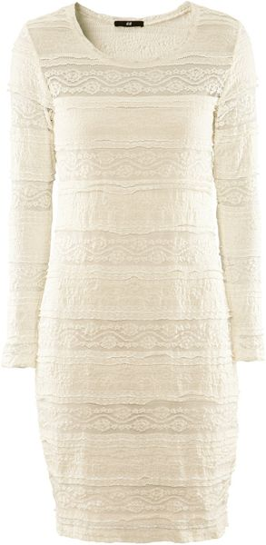 H&m Dress in Beige (natural)