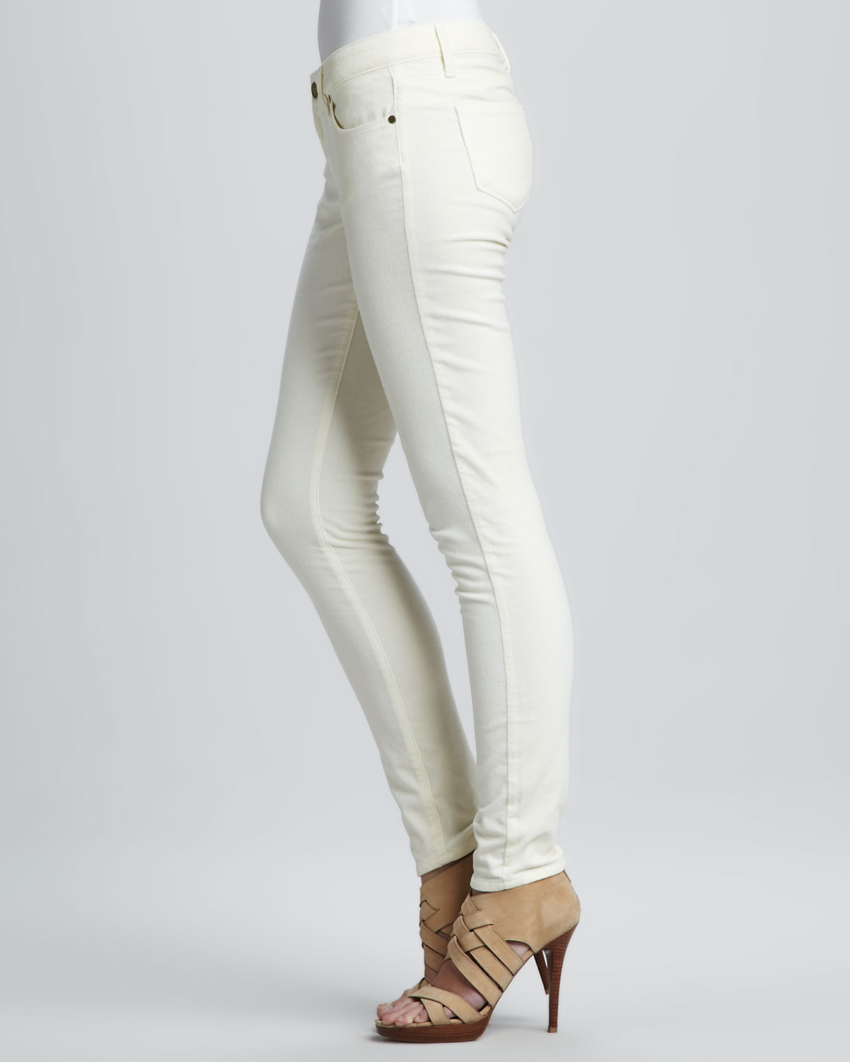 Drop Crotch Jeans For Women