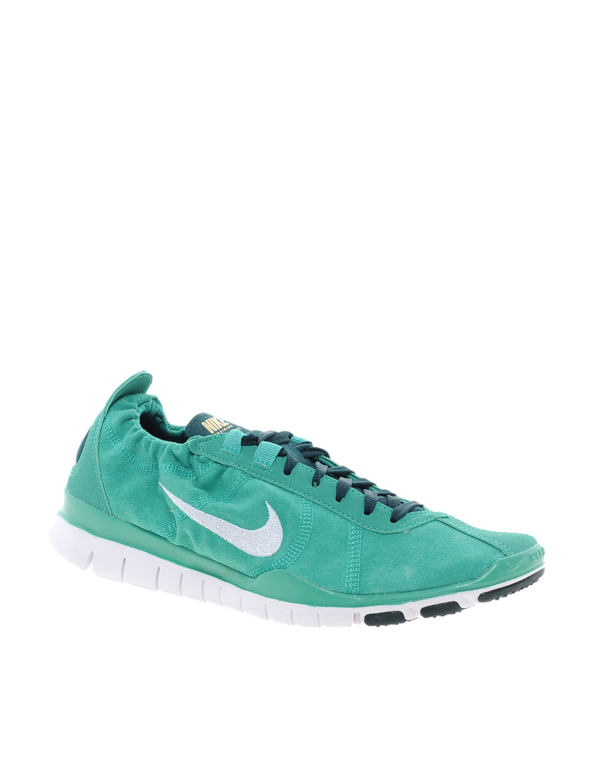 Nike Free   Mint Green Shoes