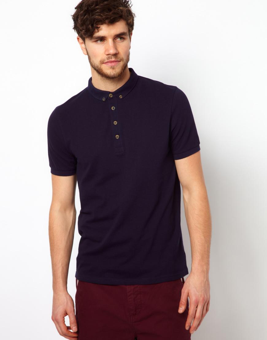 Fashion Tip: Collar Polo Shirts