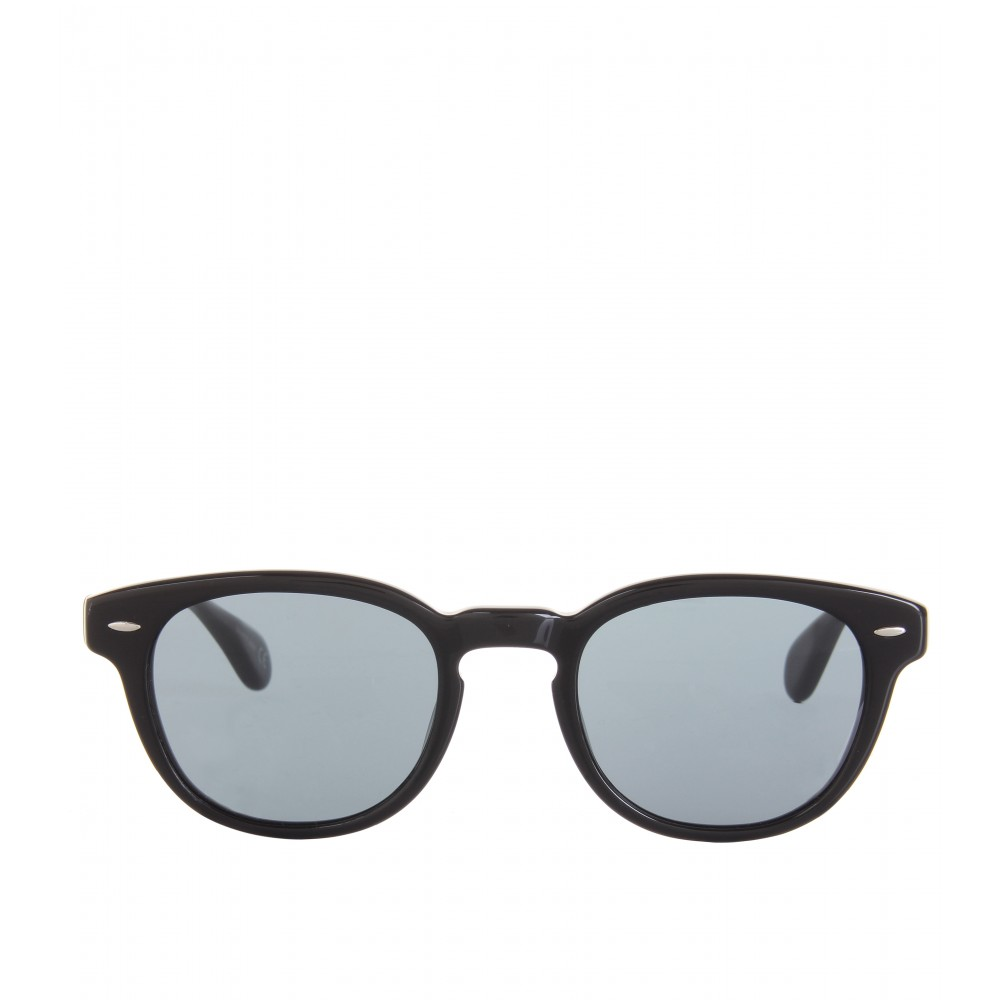 photochromic sunglasses  Oliver peoples Sheldrake Photochromic Sunglasses in Black