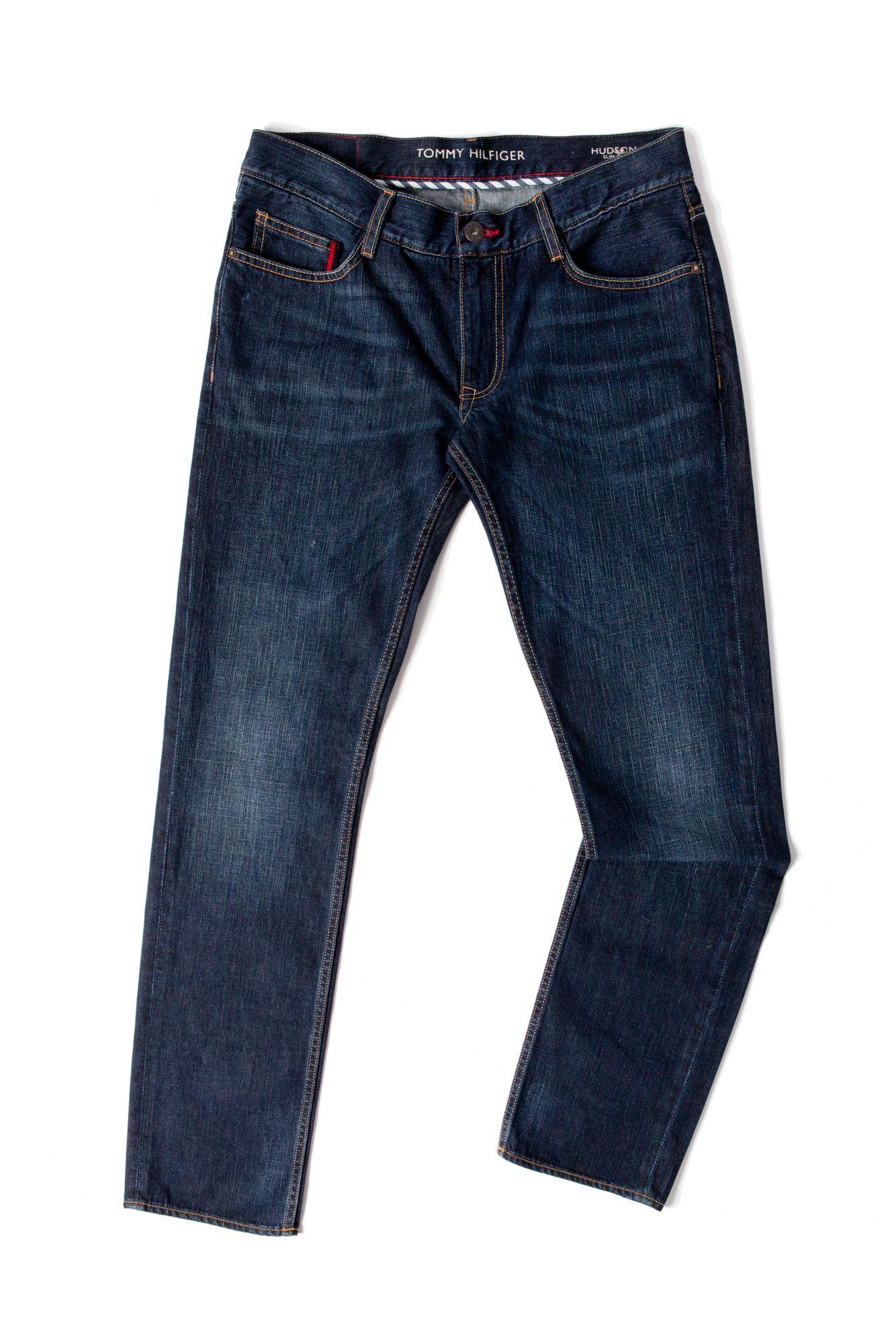 Tommy Hilfiger Hudson Slim Leg Jean in Blue for Men (denim)   Lyst