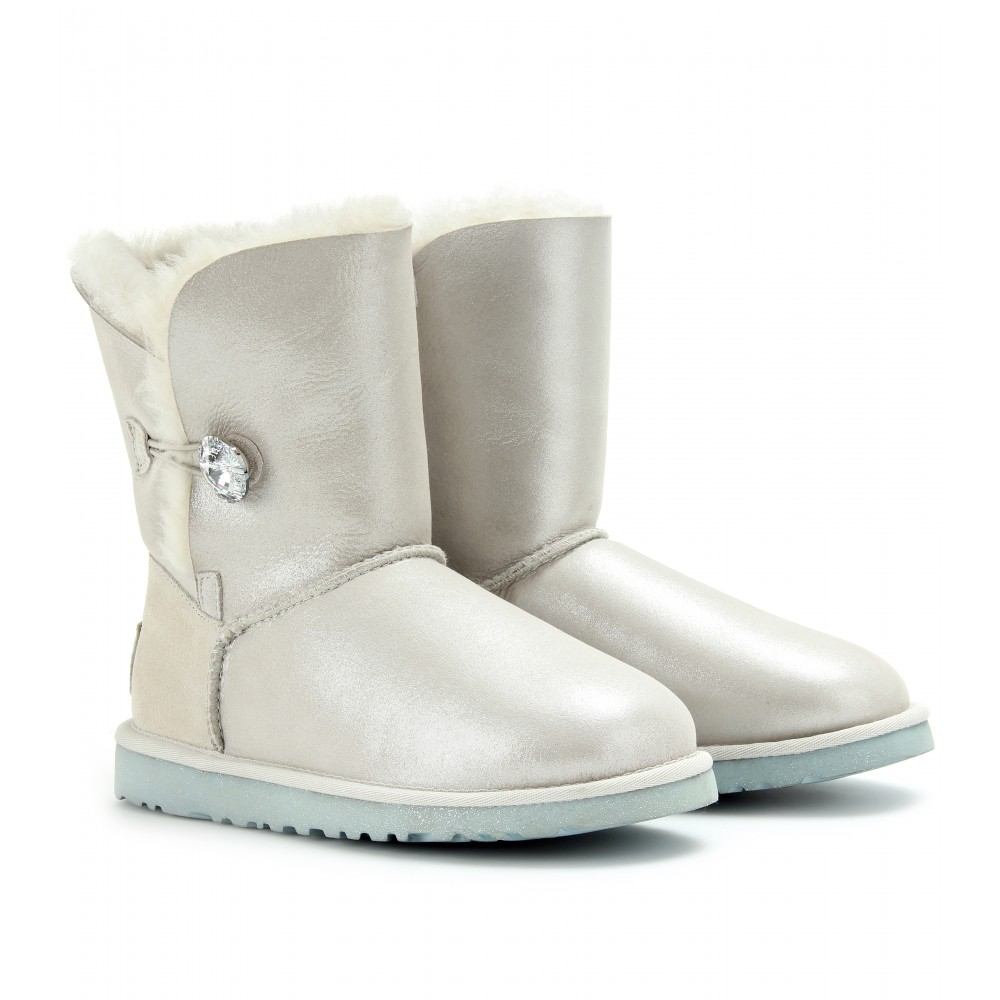 Ugg Bailey Bling I Do Boots In Metallic Lyst