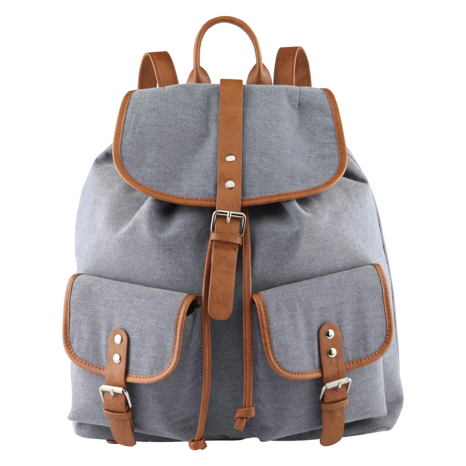 Aldo Cervere Backpack In Light Blue Blue For Men Lyst