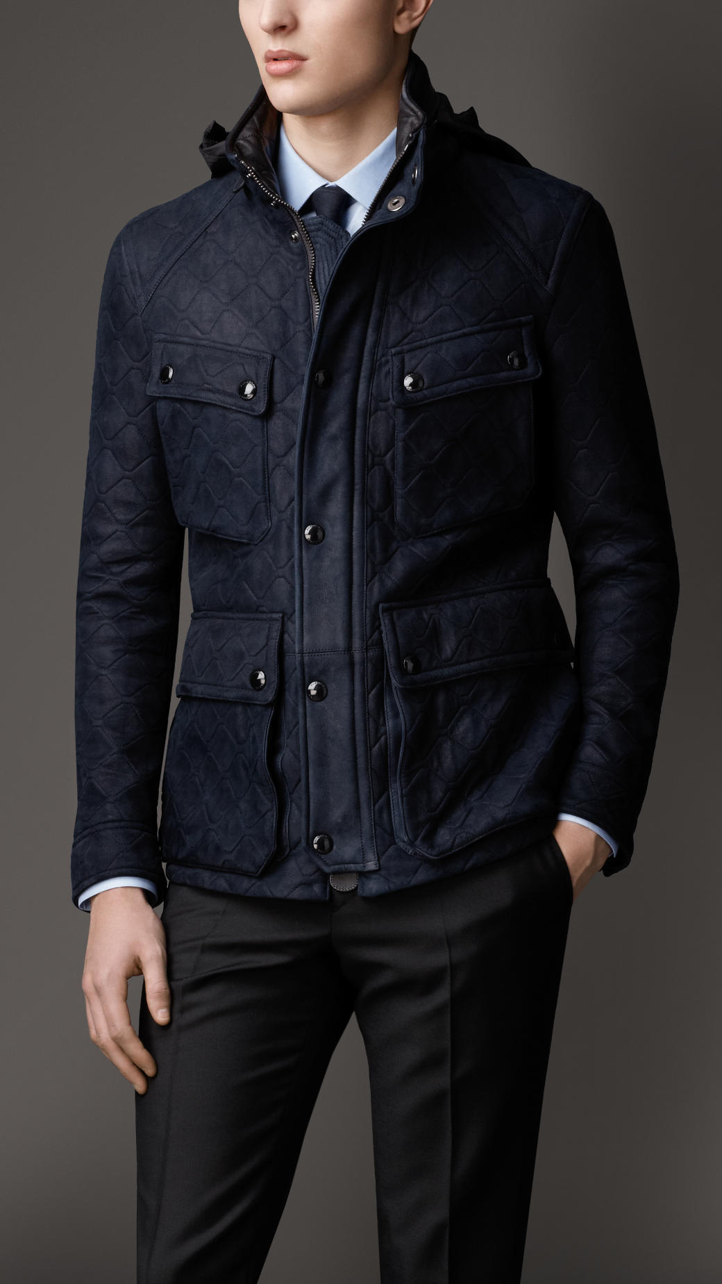 Spyder Jacket Mens