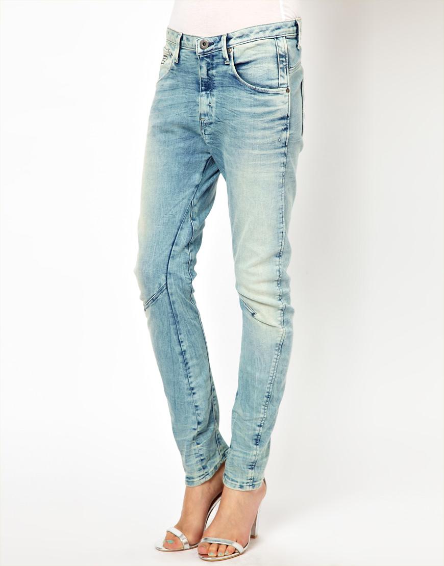 Womens Arc 3D Mid Wmn Skinny Jeans G-Star mYYWu