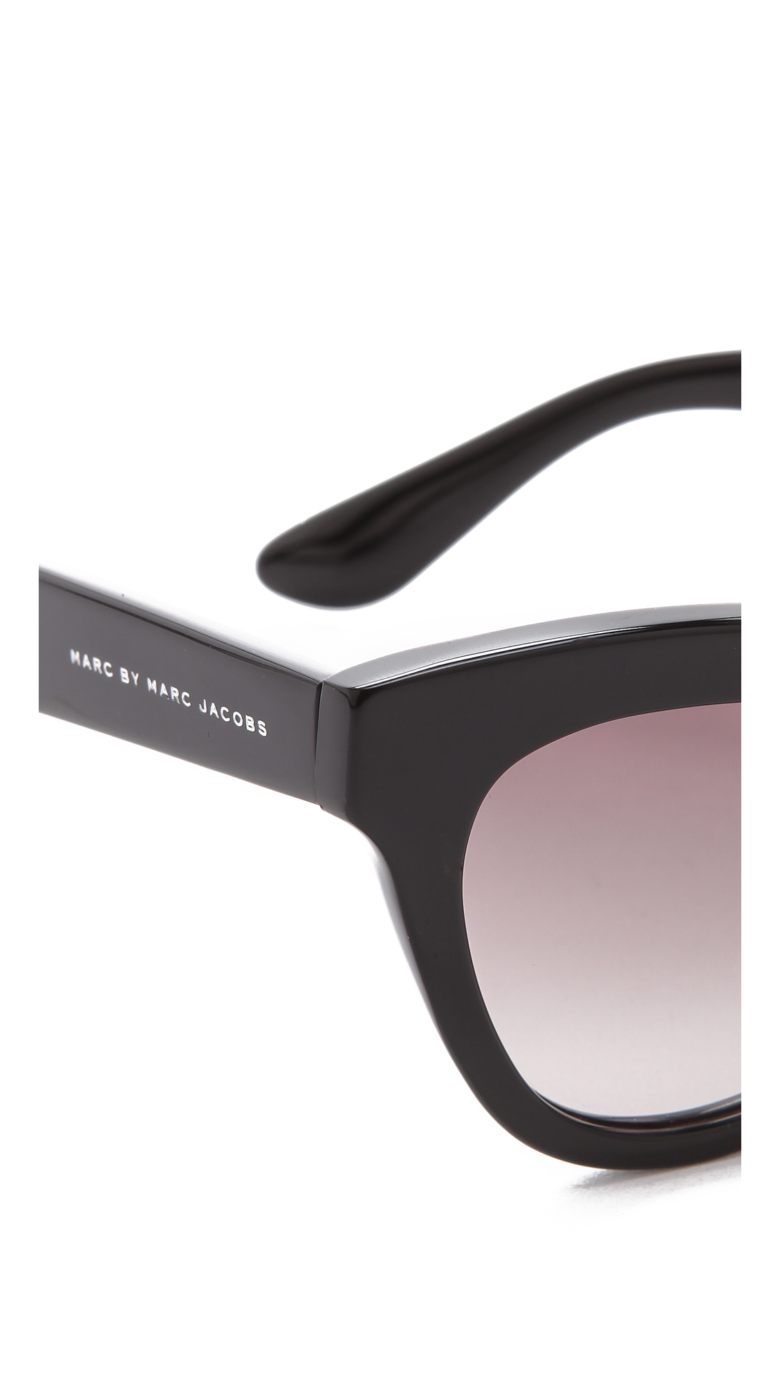 Marc Jacobs Rounded Cat Eye Sunglasses