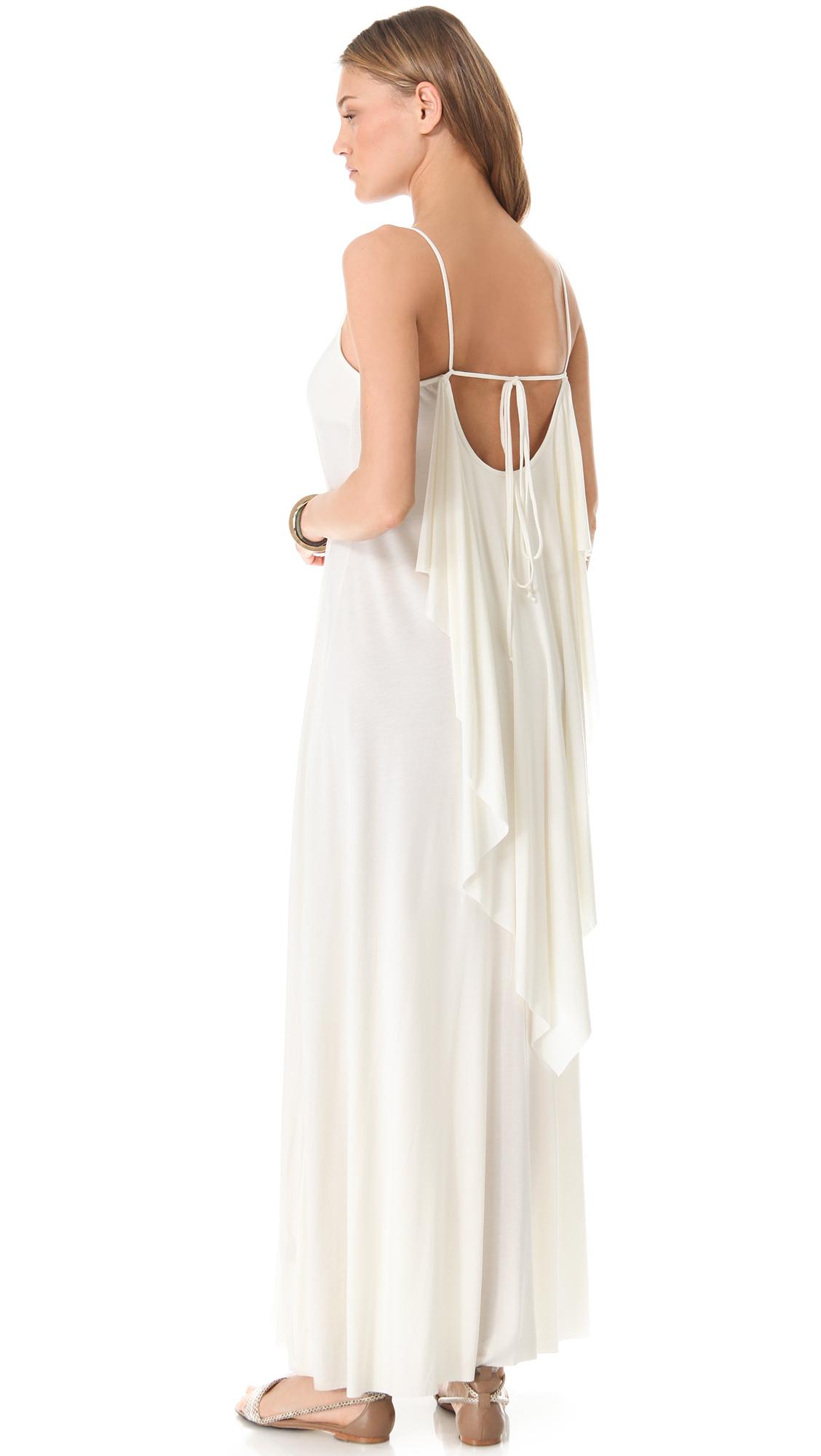 d6a1e42a024 Lyst - Rachel Pally Lyle Dress in White