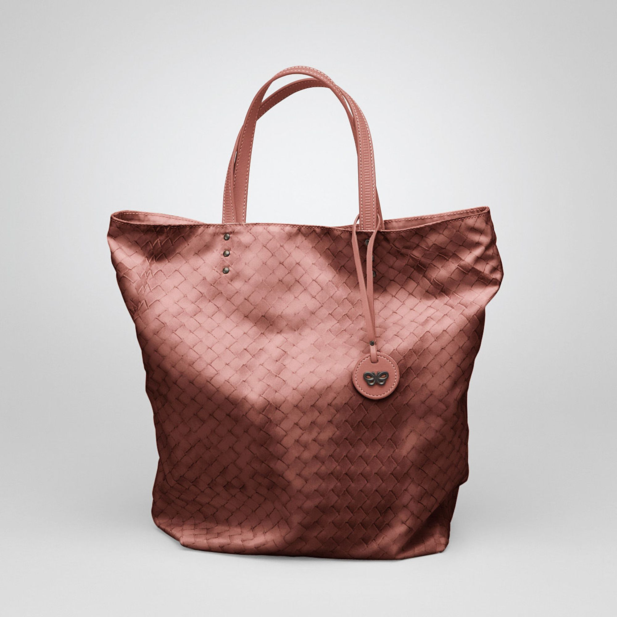 Bottega Veneta Intrecciolusion Tote In Brown Appia Lyst
