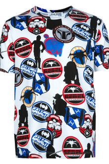 Comme Des Garçons Star Wars All Over Print T-shirt - Lyst