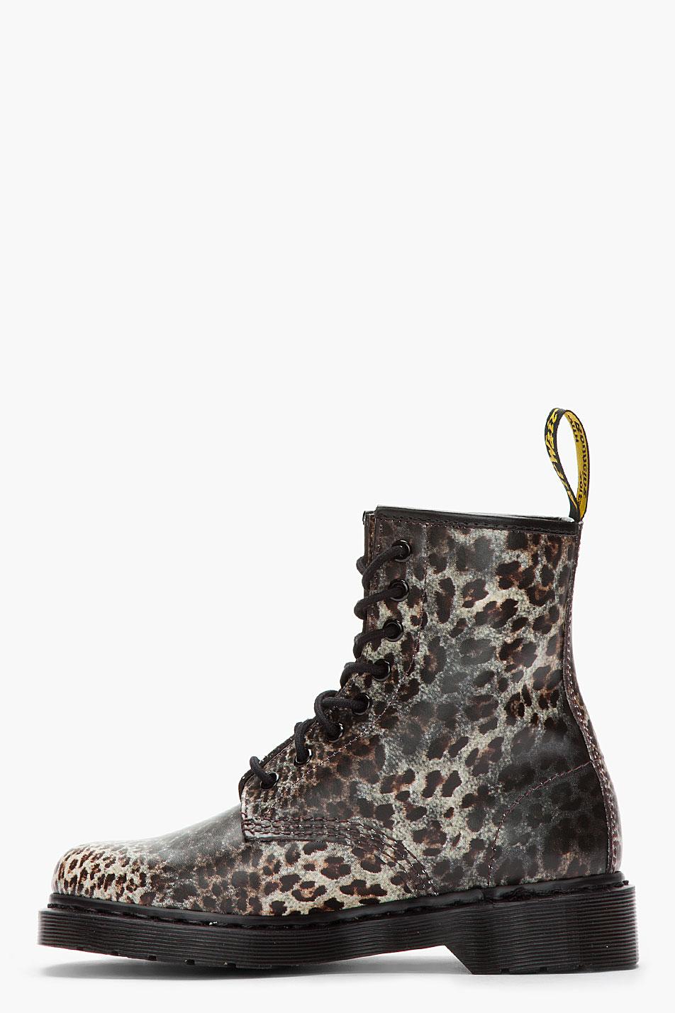 Clarks Leopard Print Shoes