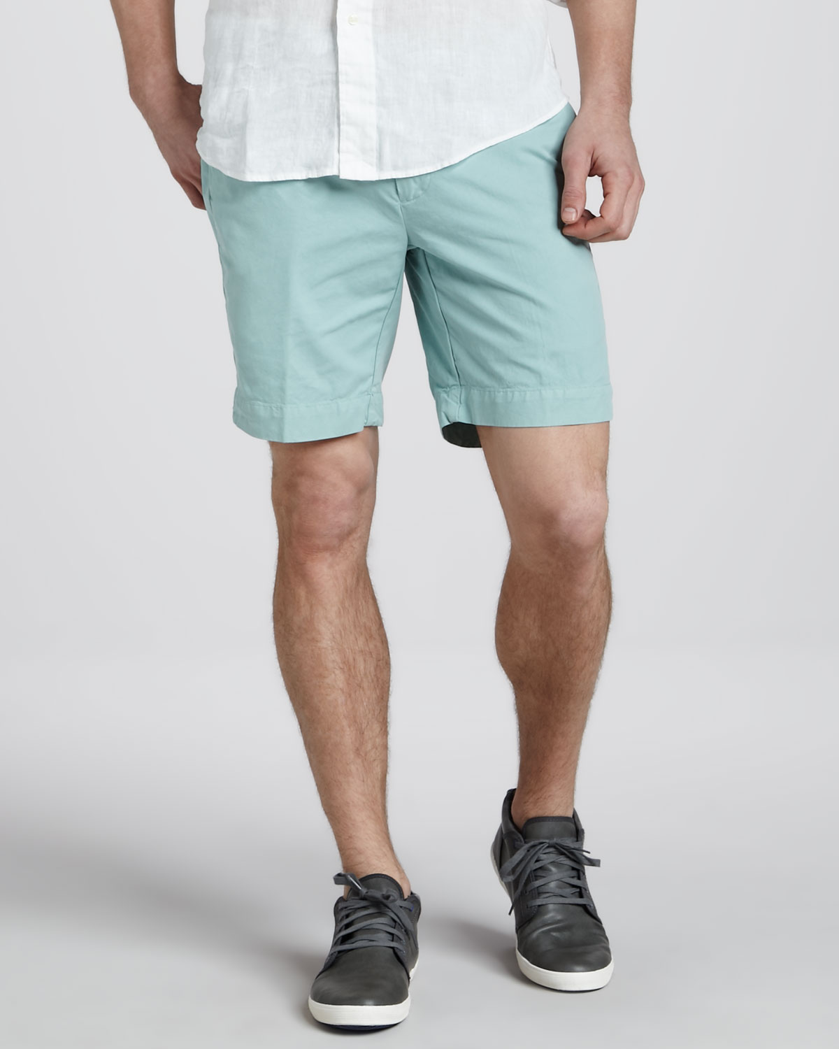 00e4bf03a1cd ... where can i buy lyst polo ralph lauren hudson pima shorts in blue for  men c7978