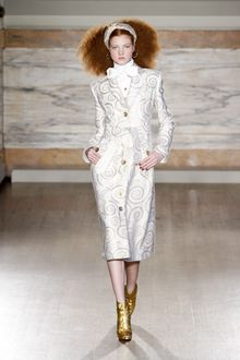 L'Wren Scott Fall 2013 Runway Look 1 - Lyst
