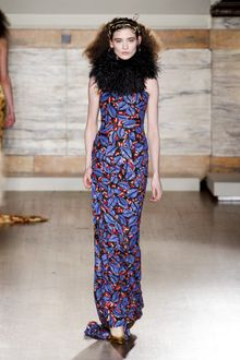 L'Wren Scott Fall 2013 Runway Look 32 - Lyst