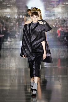Mary Katrantzou Fall 2013 Runway Look 32 - Lyst