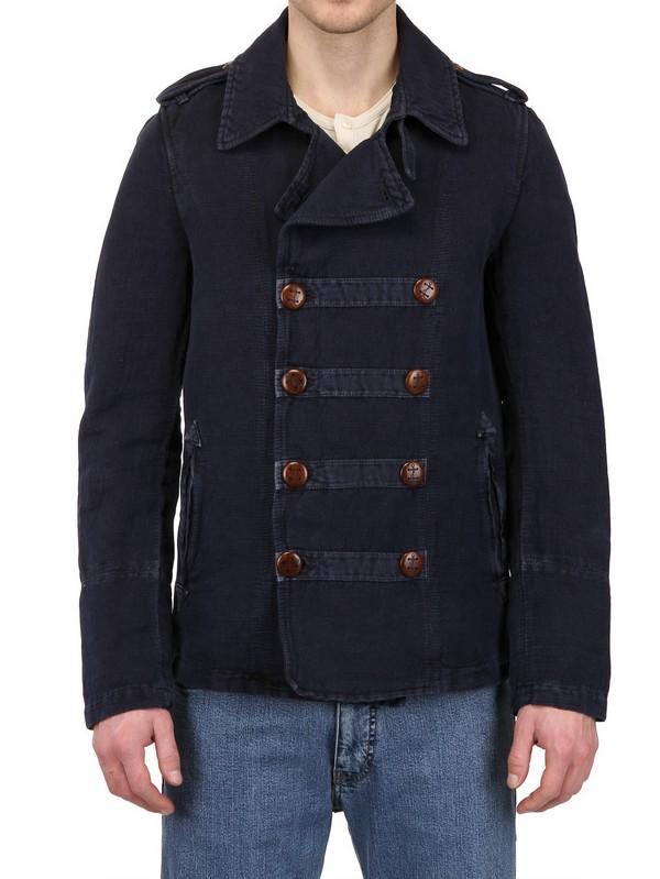 Lyst Corto Maltese Old Garment Dyed Casual Jacket In