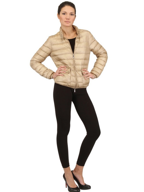 moncler Down Jackets BEIGE