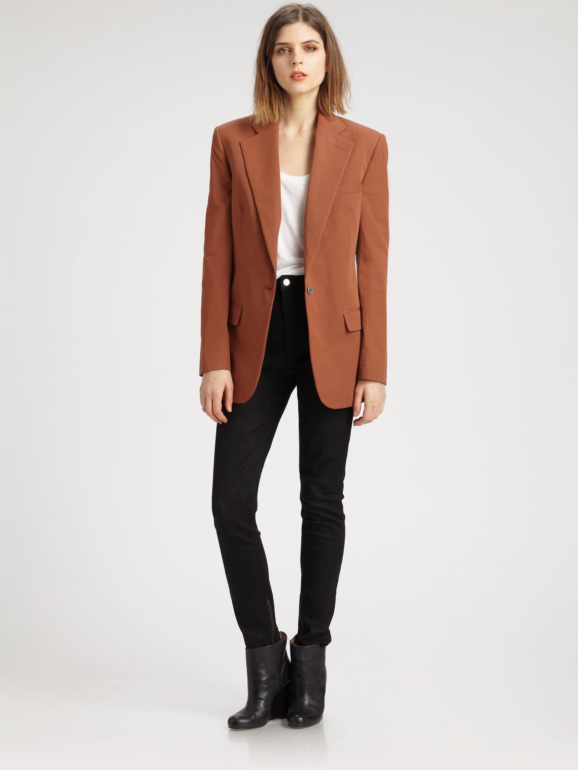 Blazer Formal para mujer Otoño Invierno moda Oficina