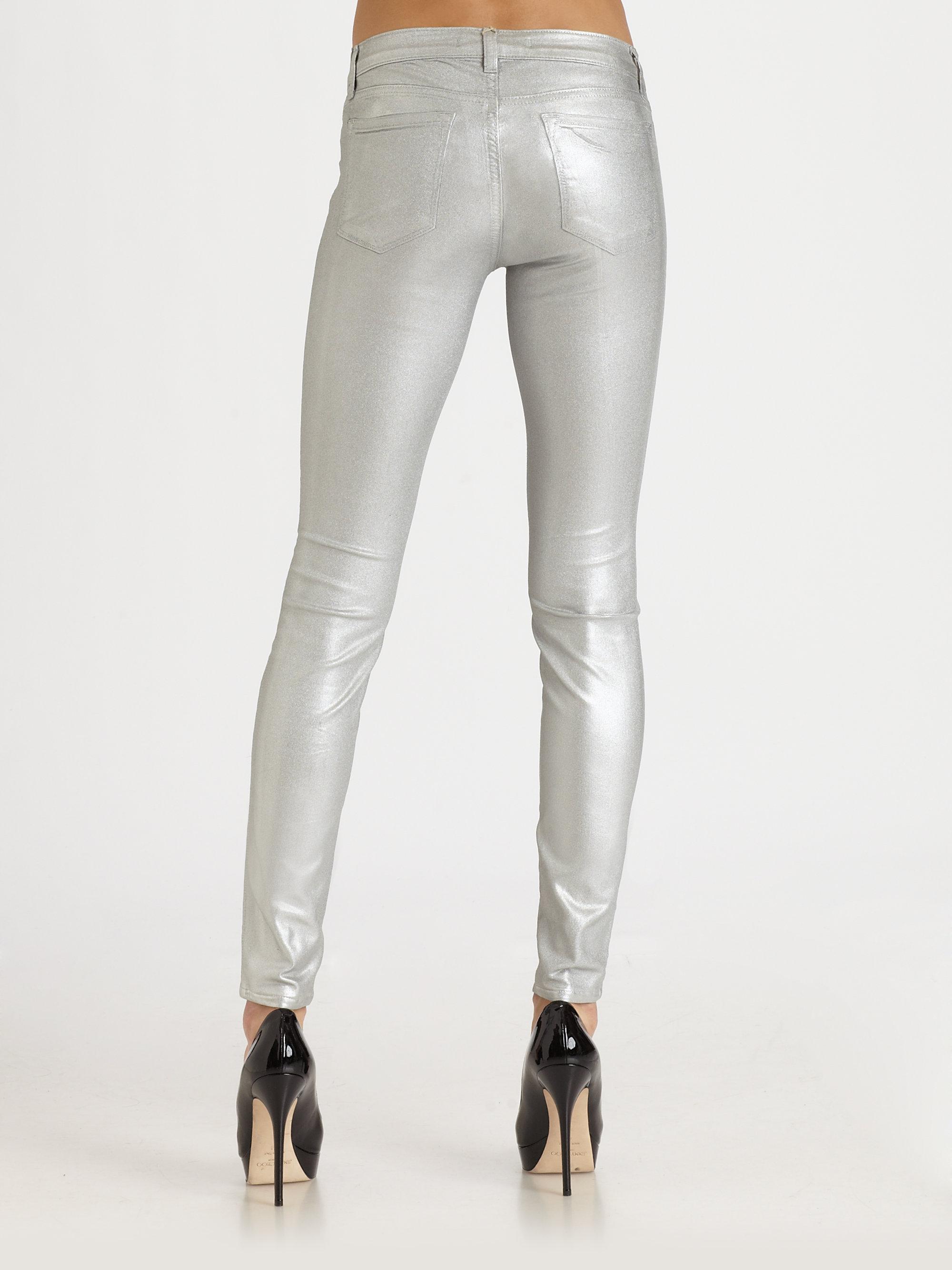 Stretch Skinny Jeans For Women