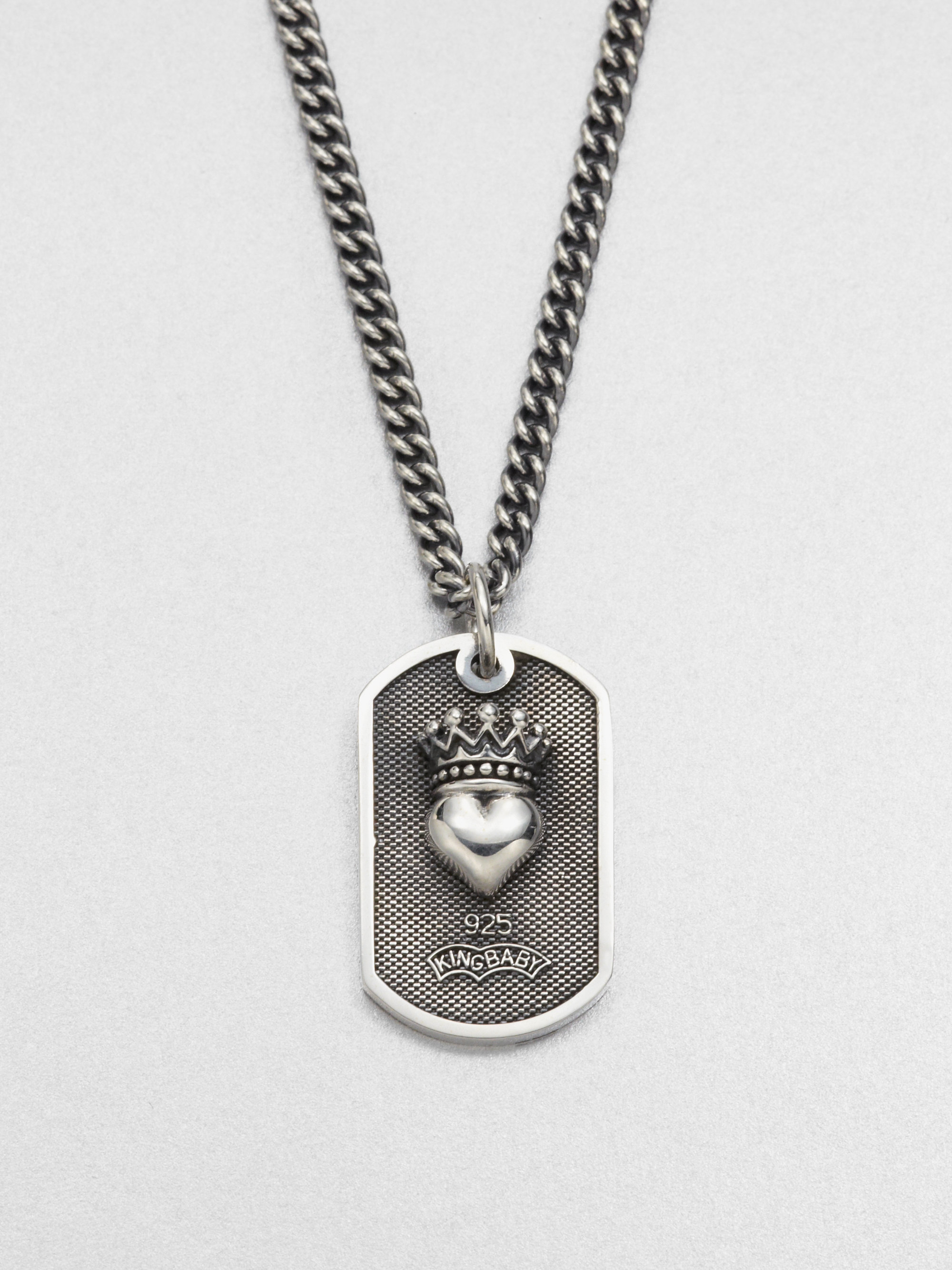 memorial in necklace for blue steel stainless dog loss personalize products and pet handmade