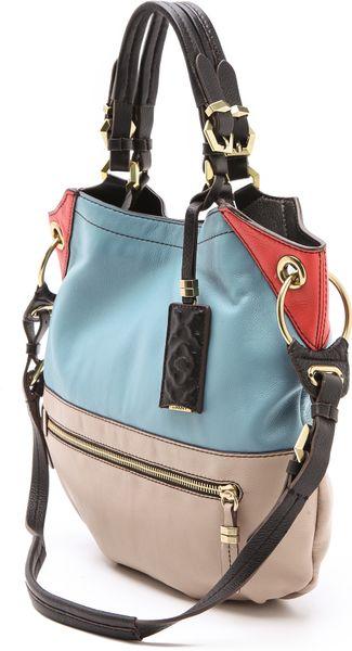Oryany Sydney Leather Large Shoulder Bag 105