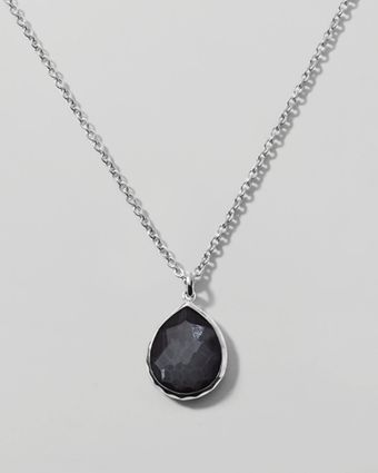 Ippolita Wonderland Teardrop Pendant Necklace - Lyst