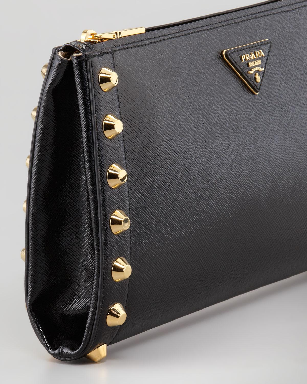 pink prada saffiano bag - prada saffiano metallic lux frame clutch, prada bag for man