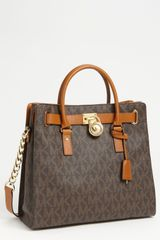 Michael by Michael Kors Signature Hamilton Large Tote