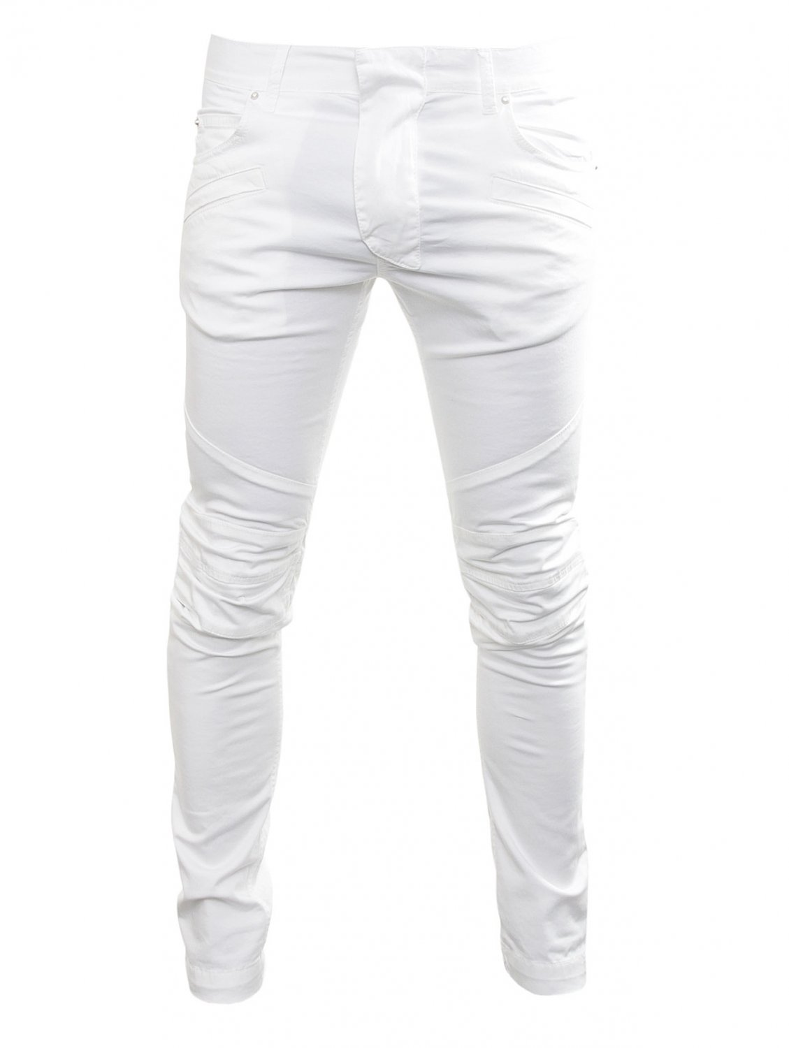 All White Jeans | Bbg Clothing