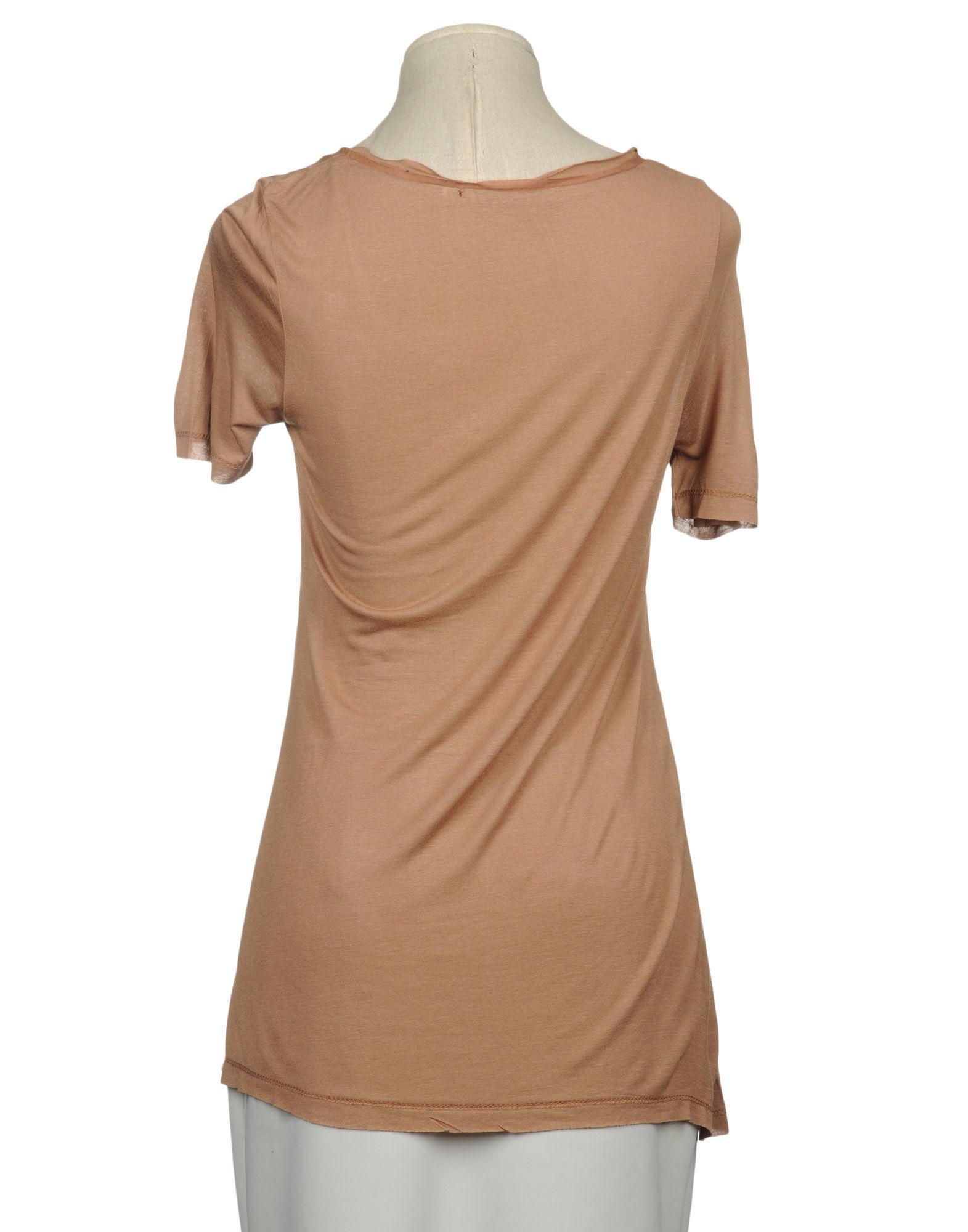 lyst day birger et mikkelsen short sleeve t shirt in natural. Black Bedroom Furniture Sets. Home Design Ideas