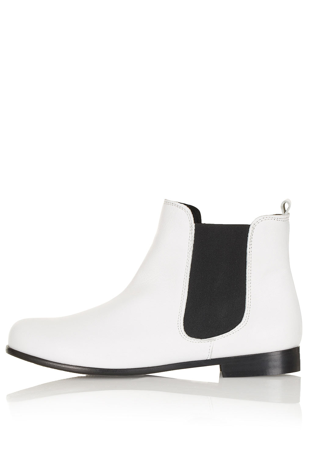 TOPSHOP Abe2 Ultimate Chelsea Boots in