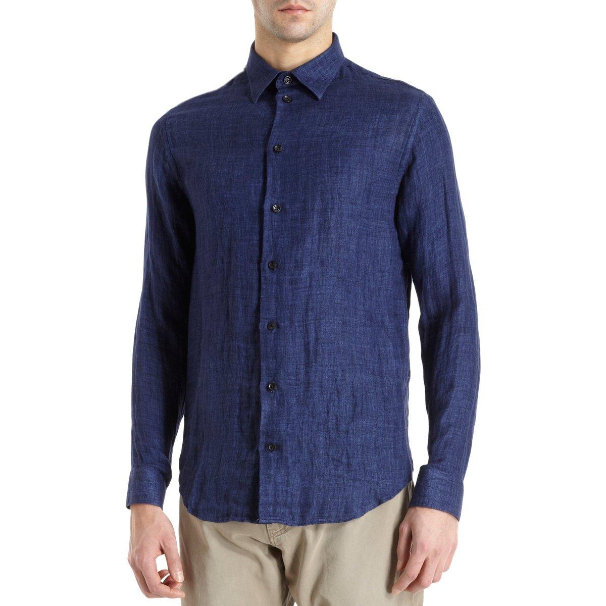 Ralph Lauren Mens Linen Shirt