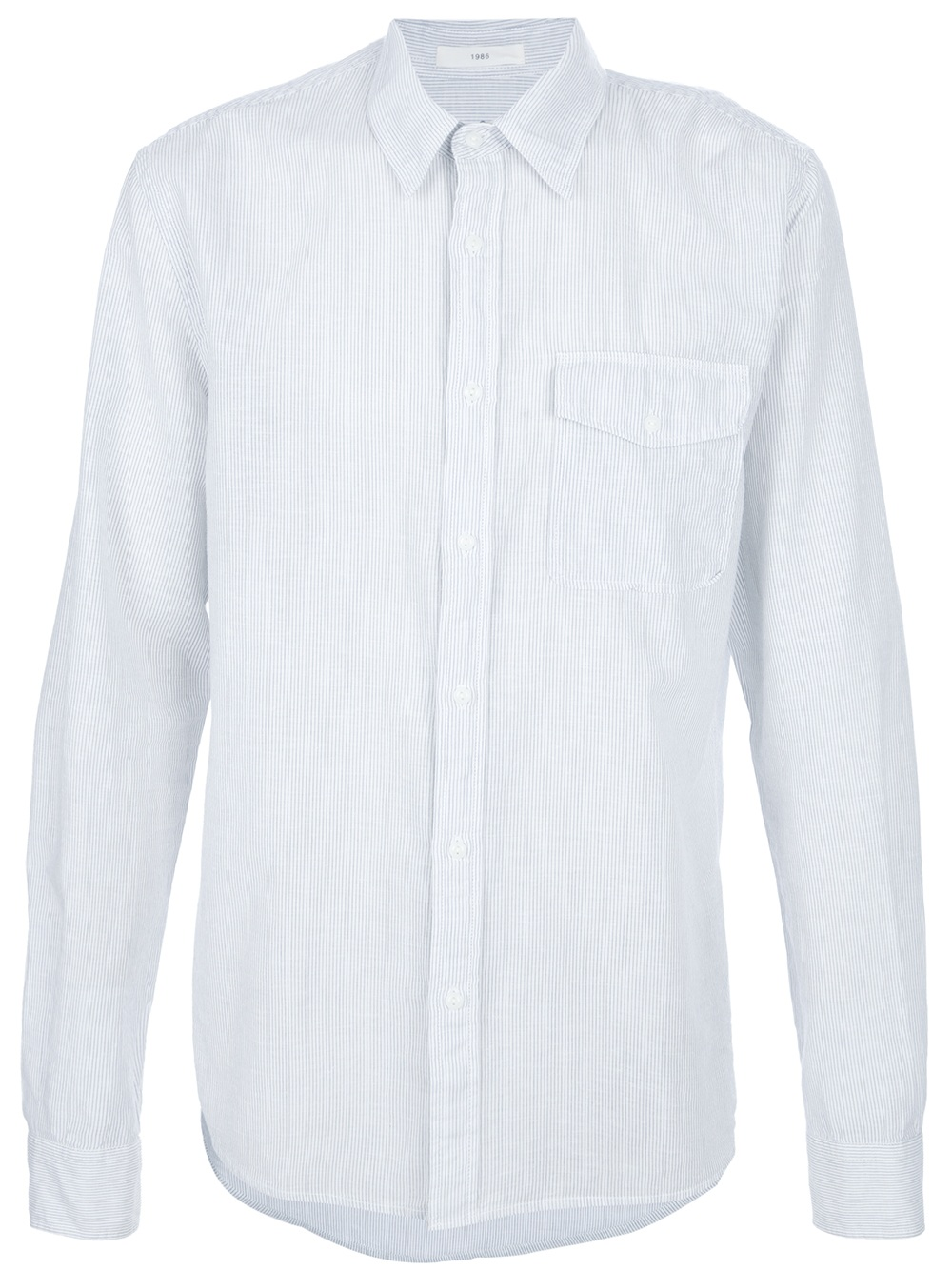 B D Baggies Foundry Shirt In White For Men Lyst