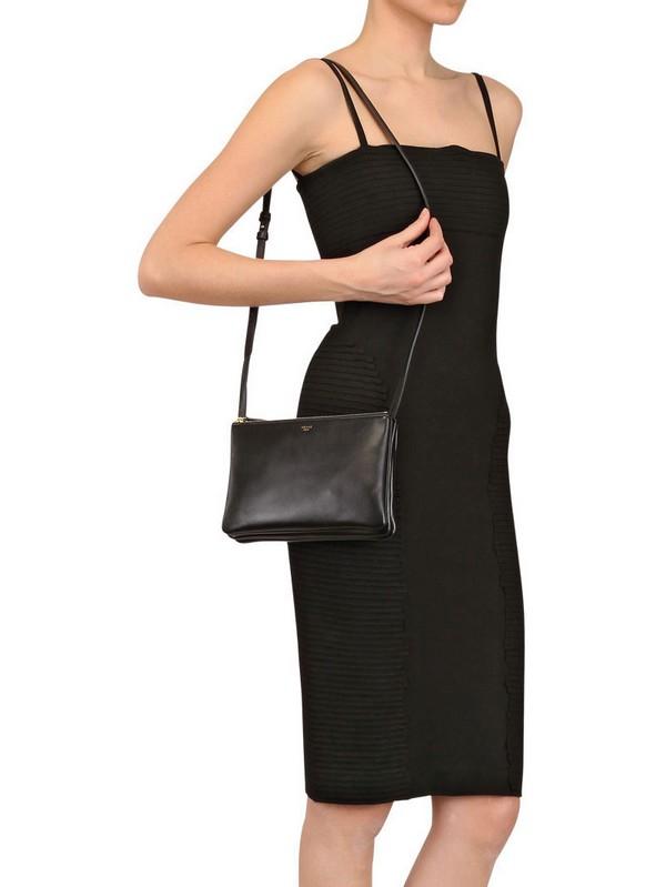 celine style handbag - celine beige leather clutch bag