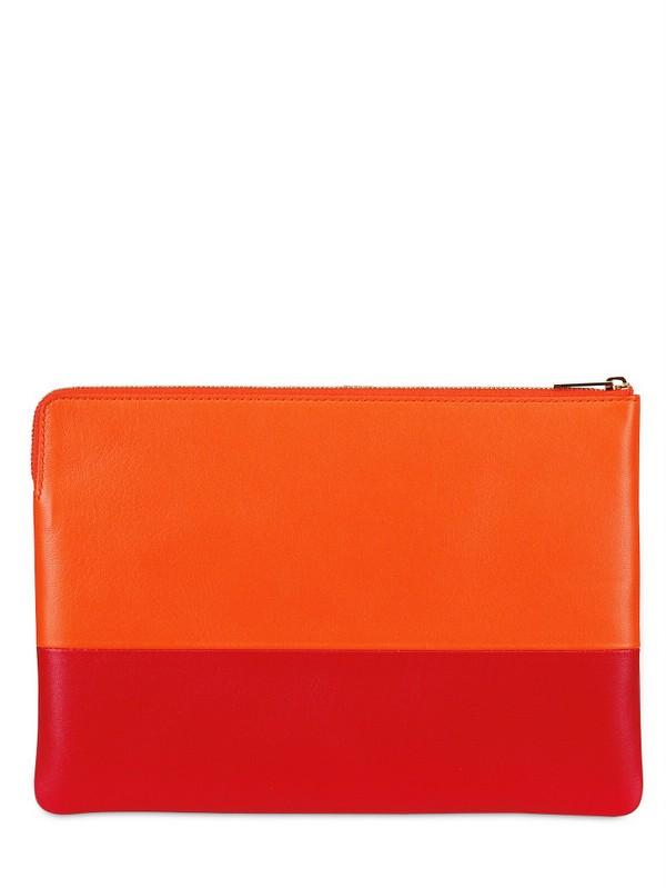 celine bags replica - celine leather pouch
