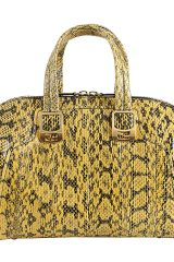 Fendi Chameleon Two Handle Duffle Bag
