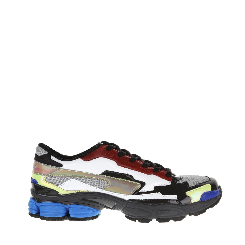 raf simons low sneakers in multicolor for men multi lyst. Black Bedroom Furniture Sets. Home Design Ideas